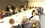 Conférence de presse à l'Assemblée Nationale 18 janvier 2011